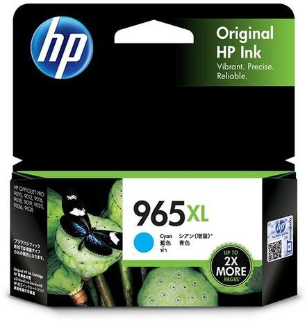 HP965XLC 3JA81AA Cyan Extra Large OEM