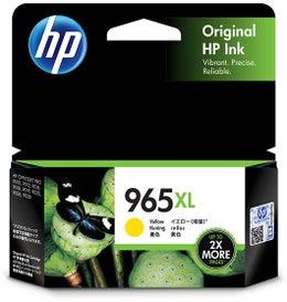 HP965XLY 3JA83AA Yellow Extra Large OEM