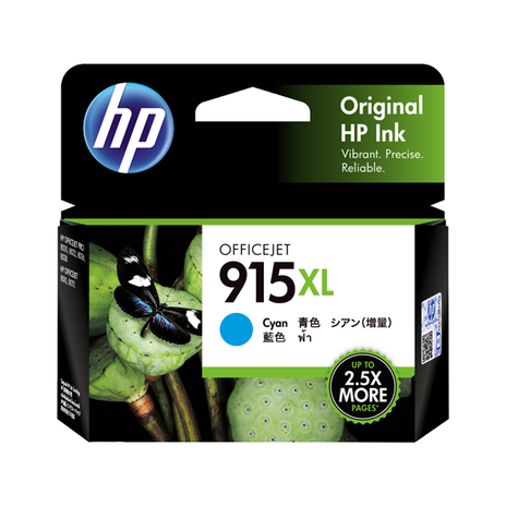 HP915XLC  3YM19AA Cyan Extra Large OEM