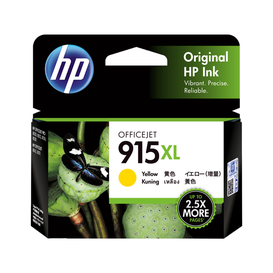 HP915XLY 3YM21AA Yellow Extra Large OEM
