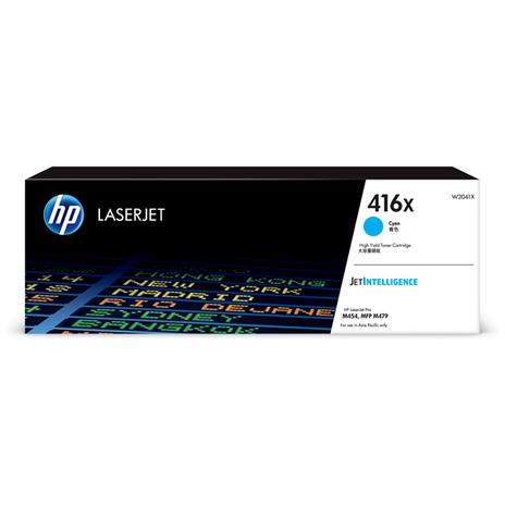 HP W2041X (416X)  Cyan High Capacity OEM