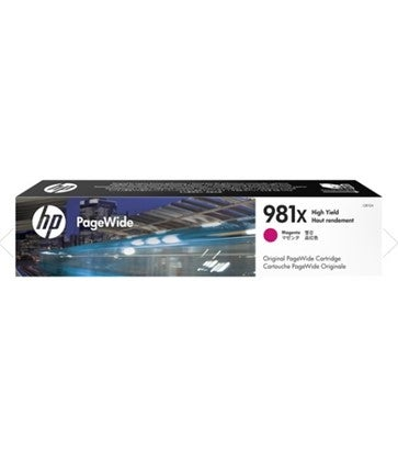 HP981X L0R10A Magenta Extra Large OEM