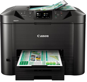 Canon MAXIFY MB5460 24ipm Business Inkjet MFC Printer