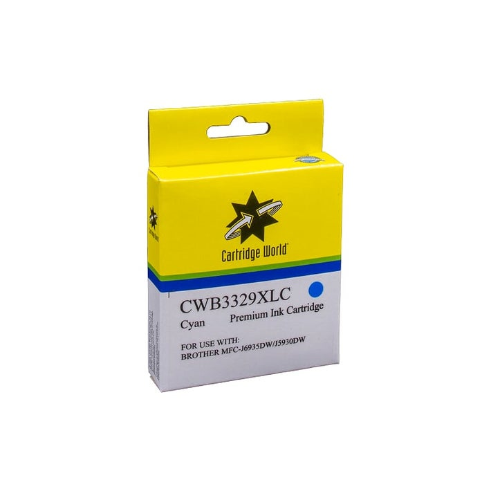 CW Brand LC3329XL Cyan Extra Large