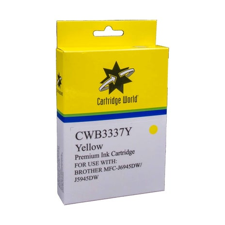 CW Brand LC3337 Yellow