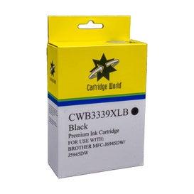CW Brand LC3339XL Black  Extra Large