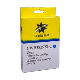 CW Brand LC3339XL Cyan  Extra Large