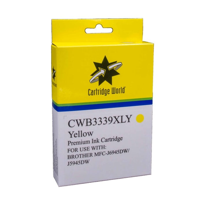 CW Brand LC3339XL Yellow  Extra Large