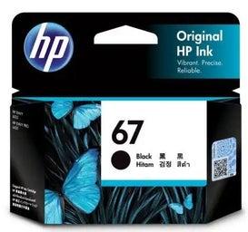 HP67 3YM56AA Black OEM