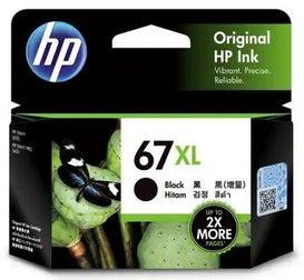 HP67XLB 3YM57AA Black Extra Large OEM