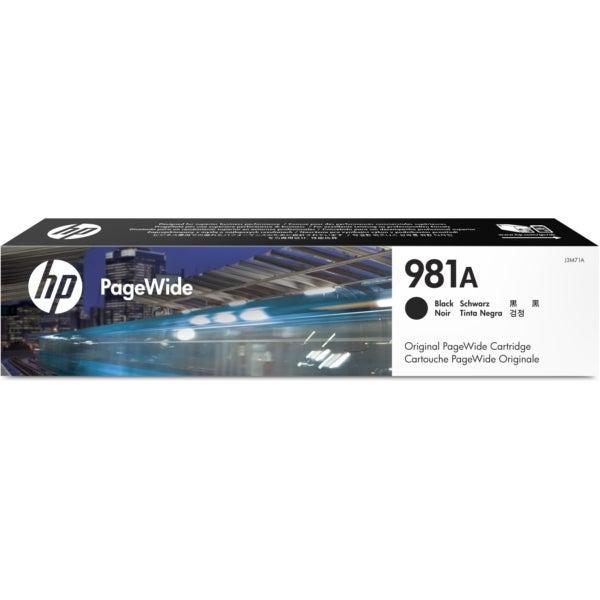 HP981A J3M71A Black  OEM