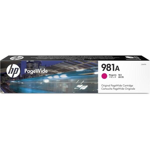 HP981A J3M69A Magenta  OEM