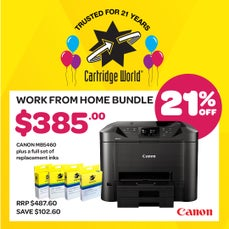 Canon Work From Home Bundle